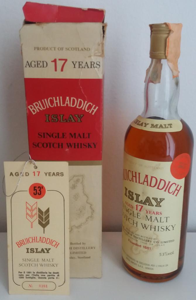 Bruichladdich 1964
