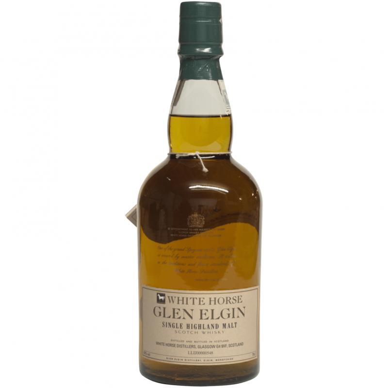 Glen Elgin White Horse