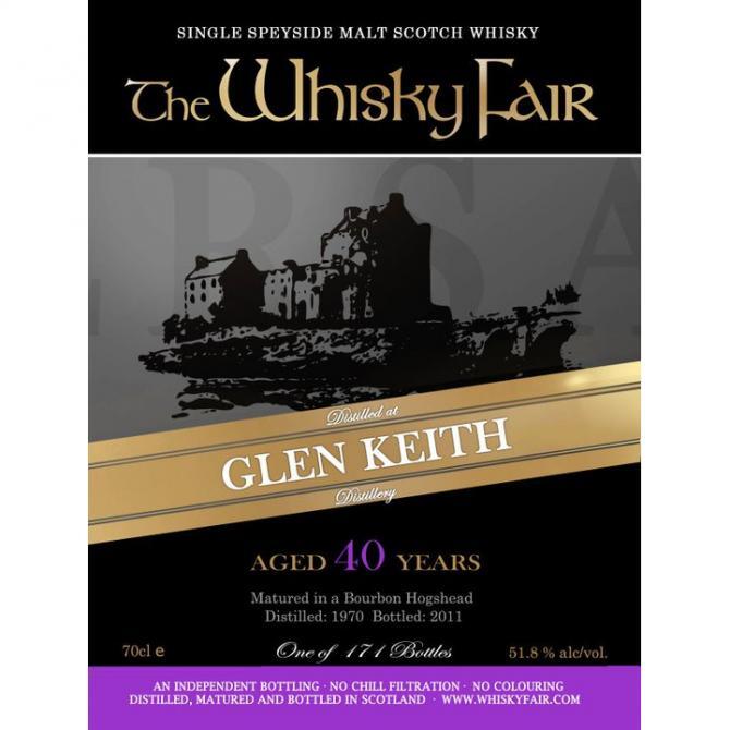 Glen Keith 1970 WF