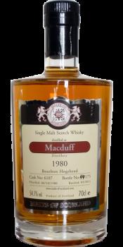 Macduff 1980 MoS