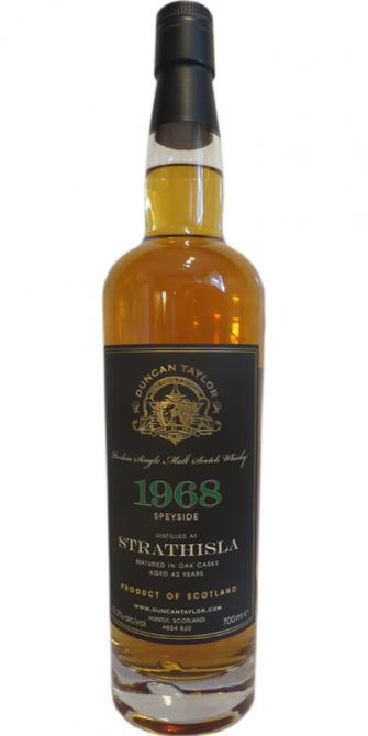 Strathisla 1968 DT