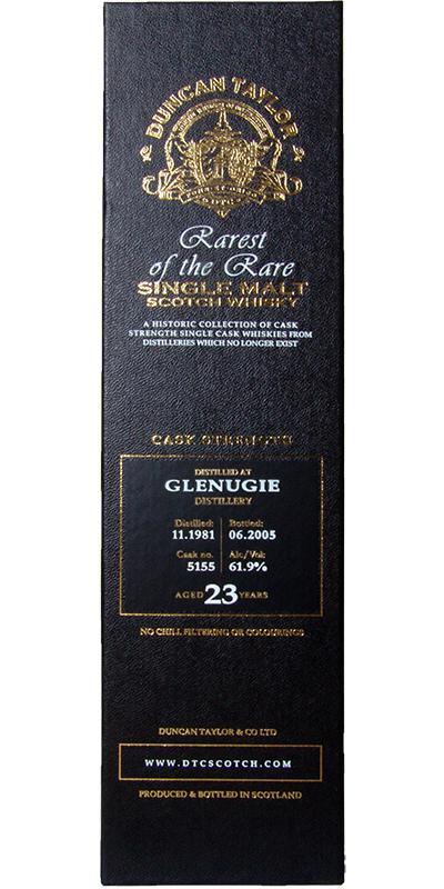 Glenugie 1981 DT