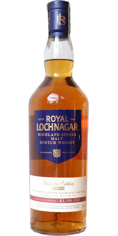 Royal Lochnagar 1998