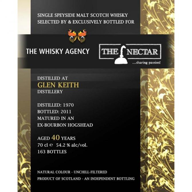 Glen Keith 1970 TWA