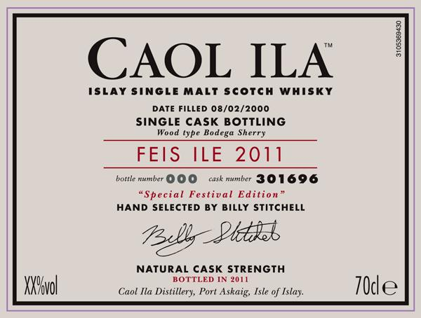 Caol Ila 2000