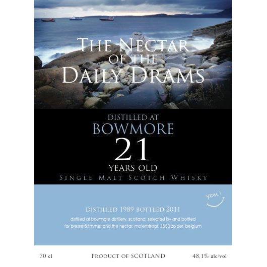 Bowmore 1989 DD