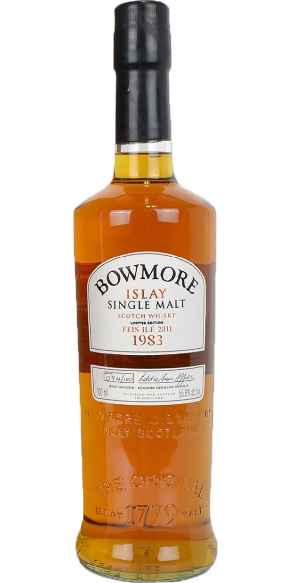 Bowmore 1983