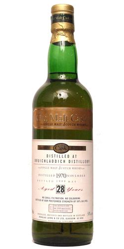 Bruichladdich 1970 DL