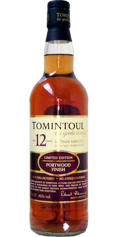 Tomintoul 12-year-old