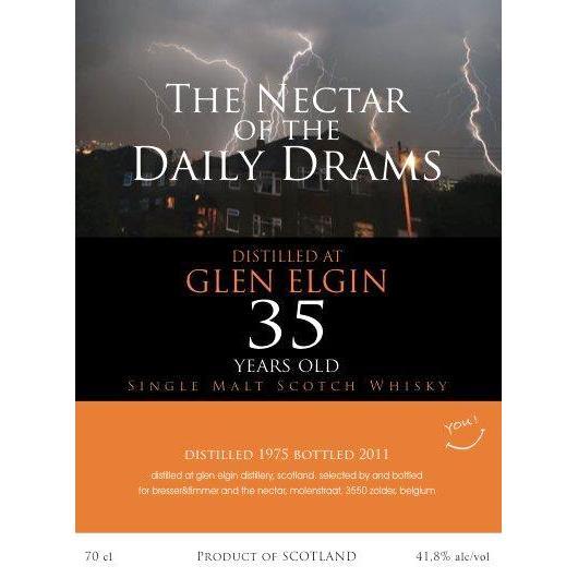 Glen Elgin 1975 DD