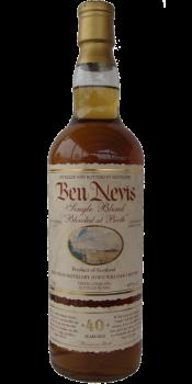 Ben Nevis 1962  Single Blend