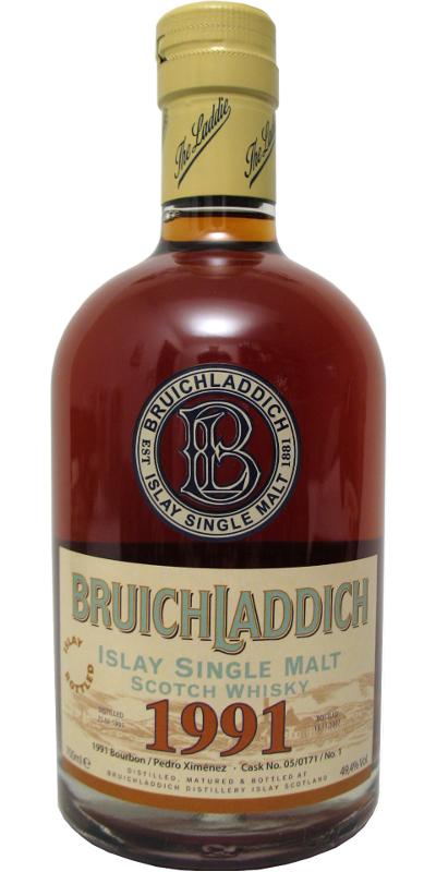Bruichladdich 1991