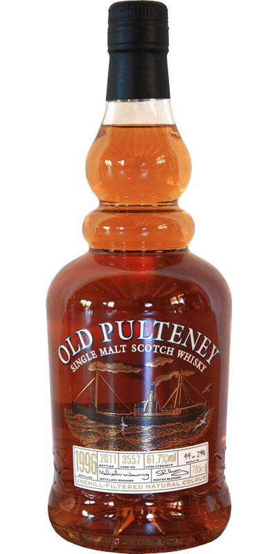 Old Pulteney 1996