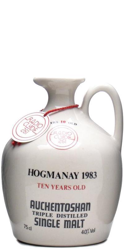 Hogmanay 1983