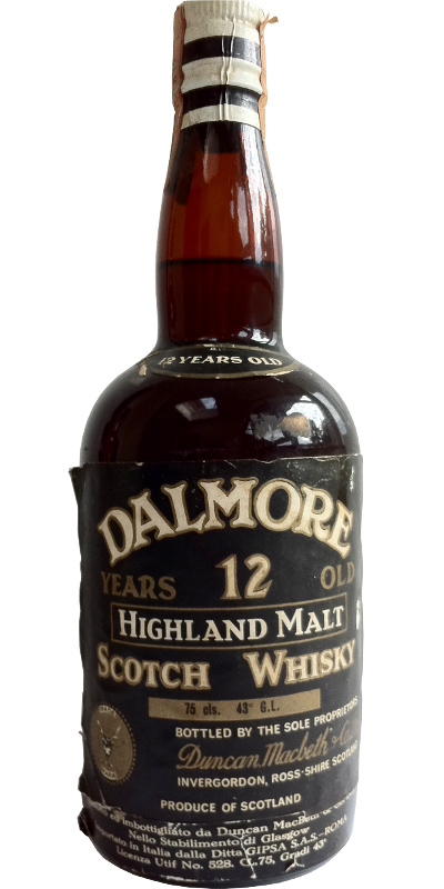 Dalmore 12-year-old DMCo