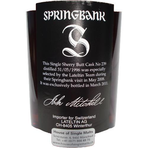 Springbank 14-year-old