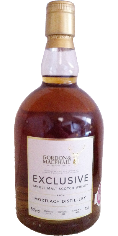 Mortlach 1998 GM