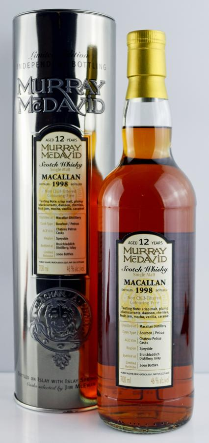 Macallan 1998 MM