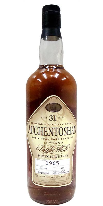 Auchentoshan 1965