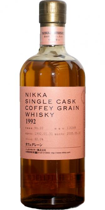 Nikka 1992
