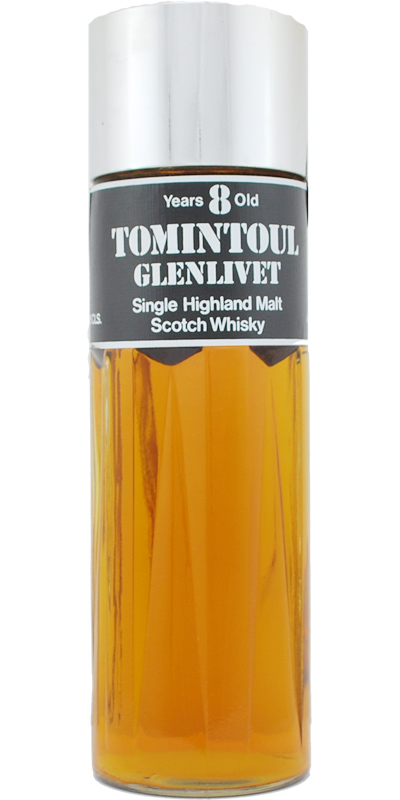 Tomintoul 08-year-old