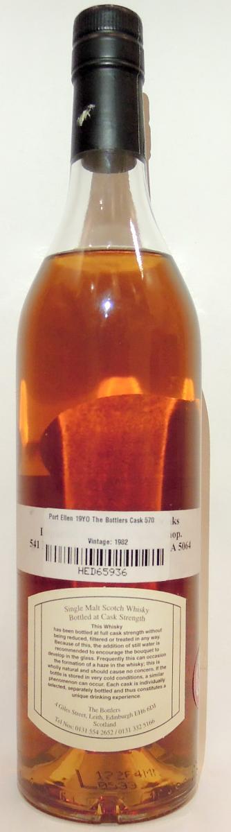 Port Ellen 1982 TB