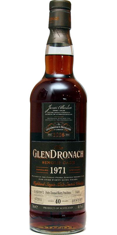 Glendronach 1971