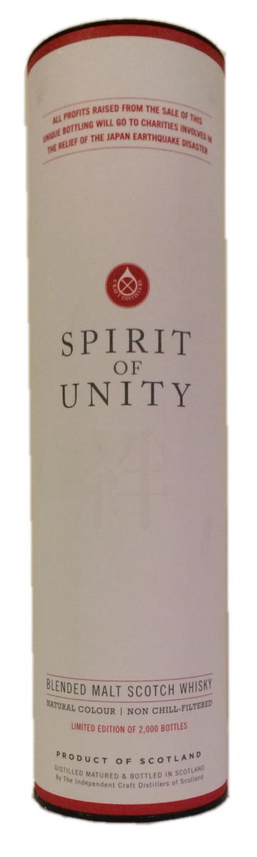 Spirit of Unity Uniting Spirit for Japan