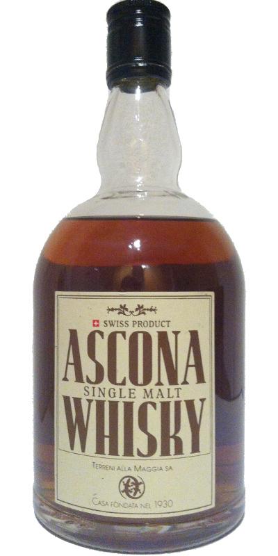 Ascona Whisky 03-year-old