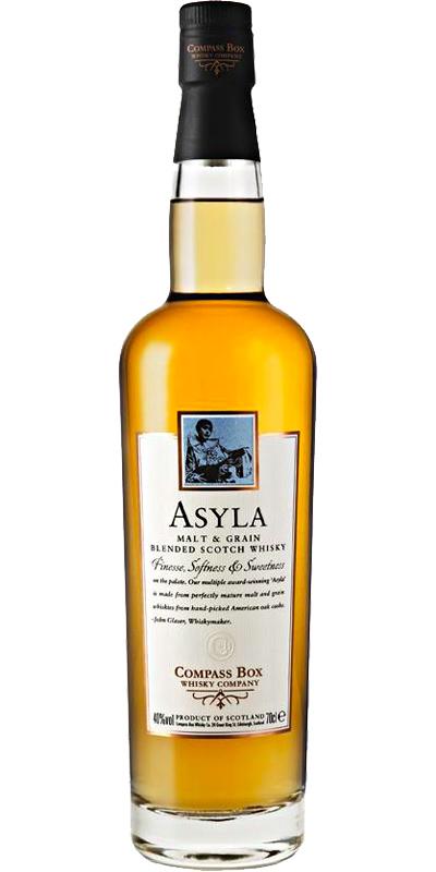 Asyla 3rd Edition CB