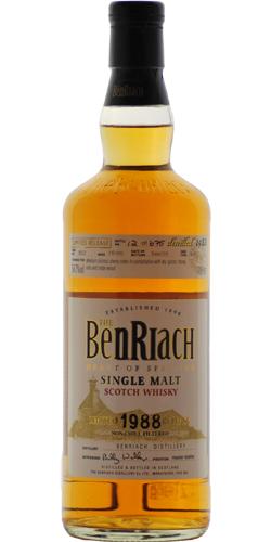 BenRiach 1988