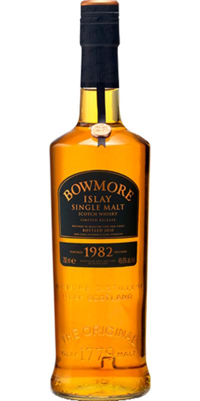 Bowmore 1982