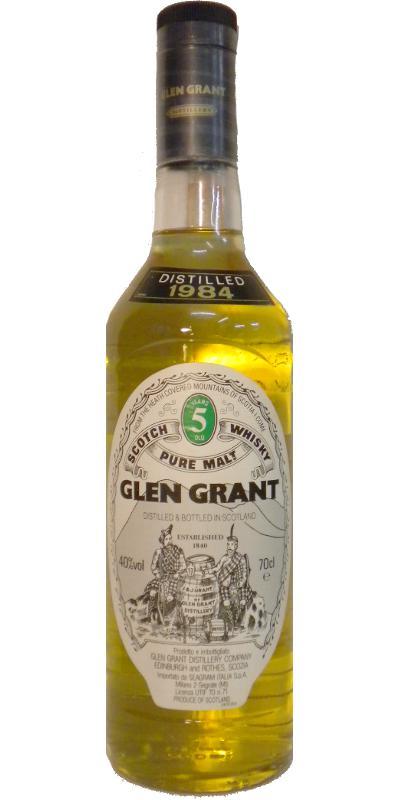 Glen Grant 1984