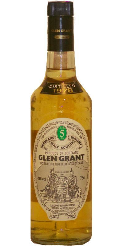 Glen Grant 1978