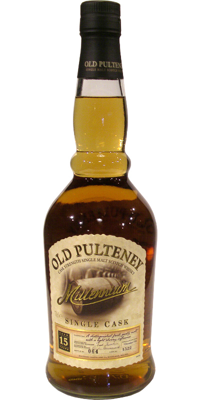 Old Pulteney 1982