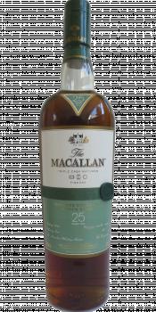 Macallan 25-year-old