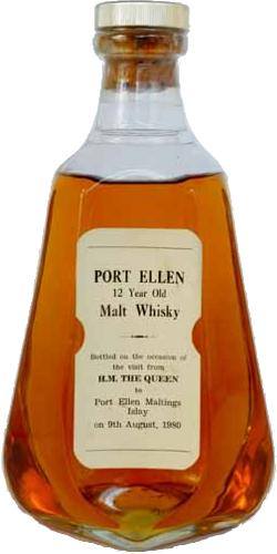 Port Ellen 12-year-old