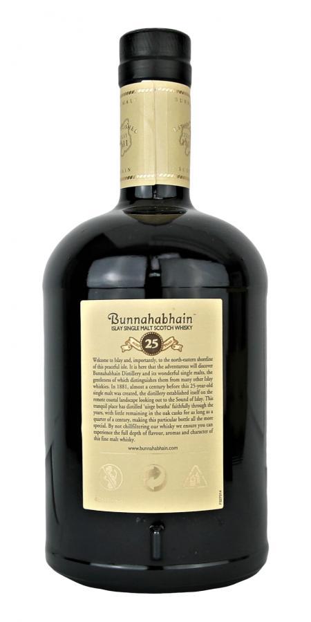 Bunnahabhain XXV