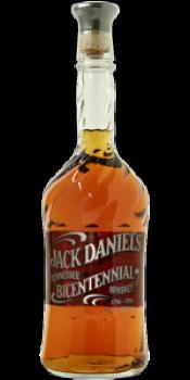 Jack Daniel's Bicentennial 1796-1996