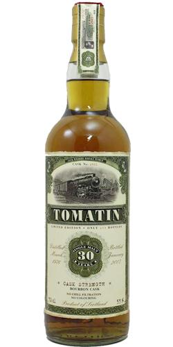 Tomatin 1976 JW