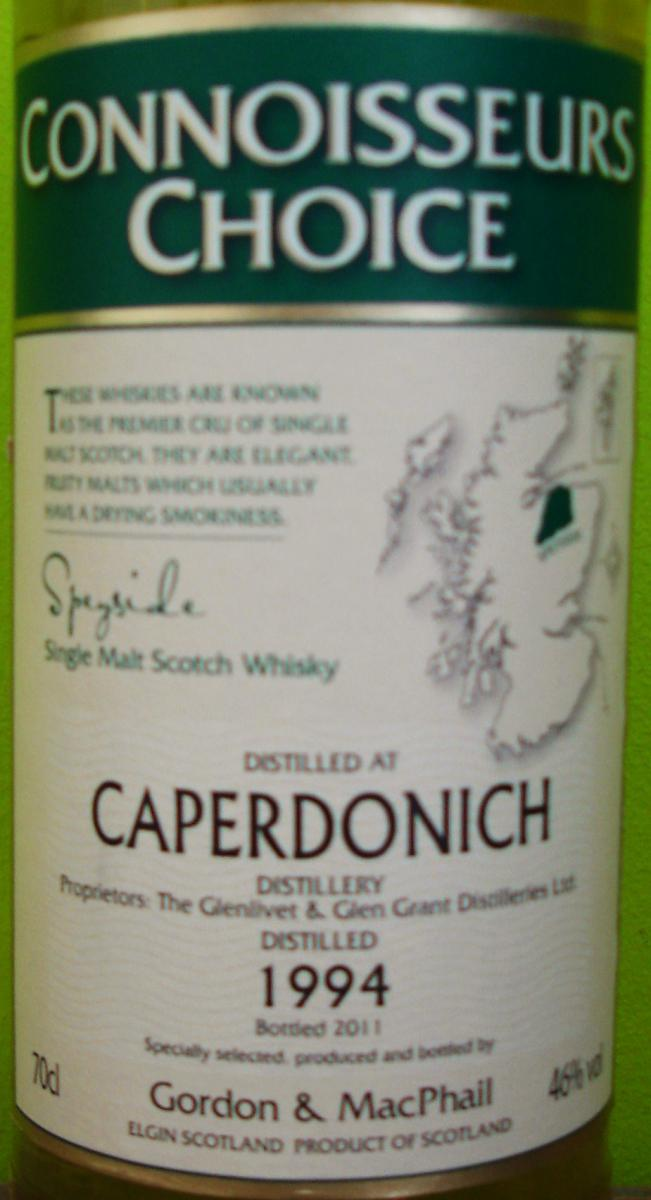 Caperdonich 1994 GM