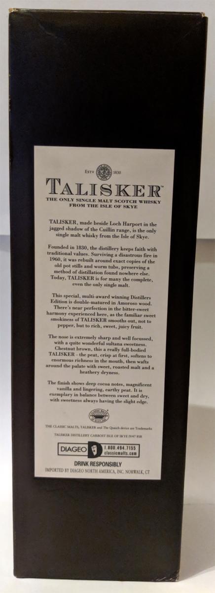 Talisker 1992