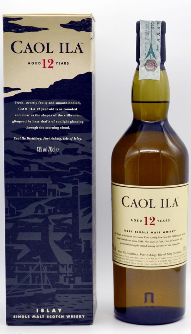 Caol Ila 12-year-old