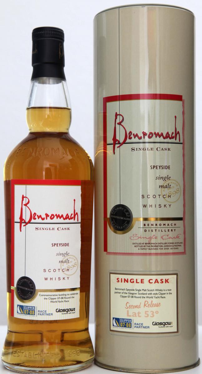 Benromach 1999