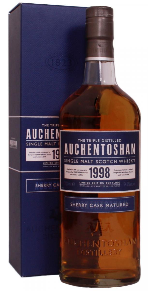 Auchentoshan 1998 Sherry Cask Matured