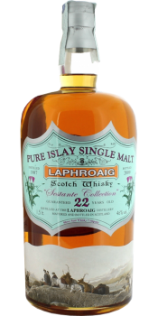 Laphroaig 1987 SS