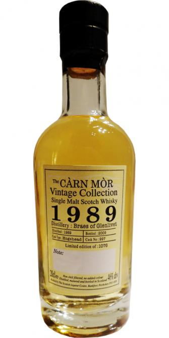Braes of Glenlivet 1989 CM