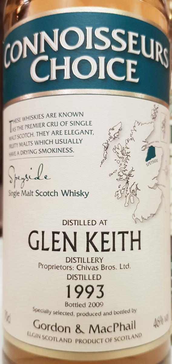 Glen Keith 1993 GM
