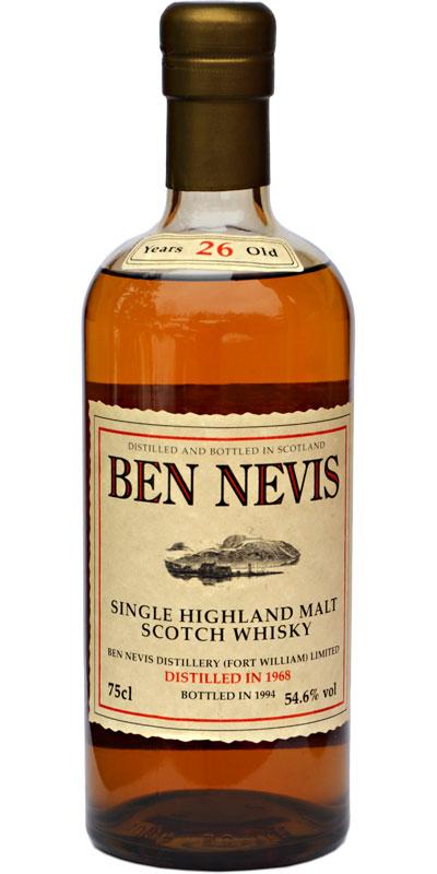 Ben Nevis 1968