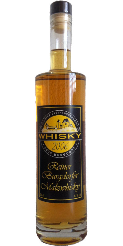 Burgdorfer 2006 Malzwhisky